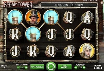 SteamTowerfrei