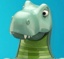 Dino2DE