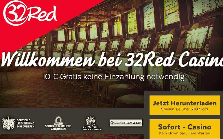 32red Casino Information