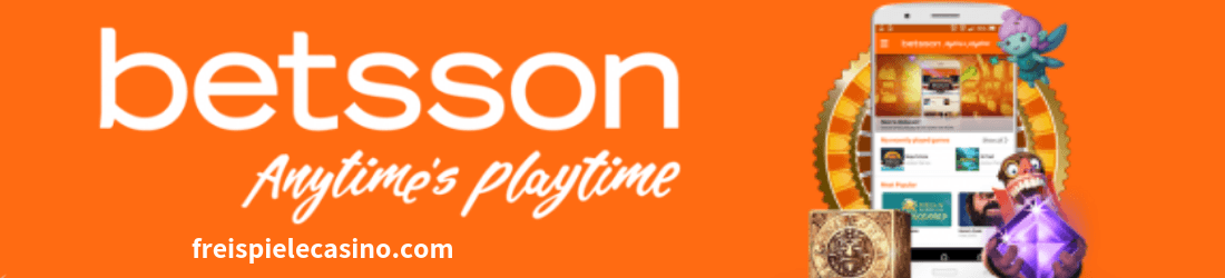 Welcome to Betsson