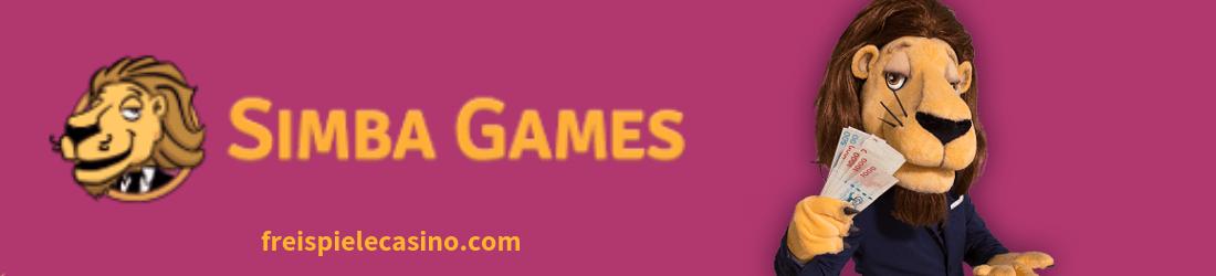 Simba Games Lion