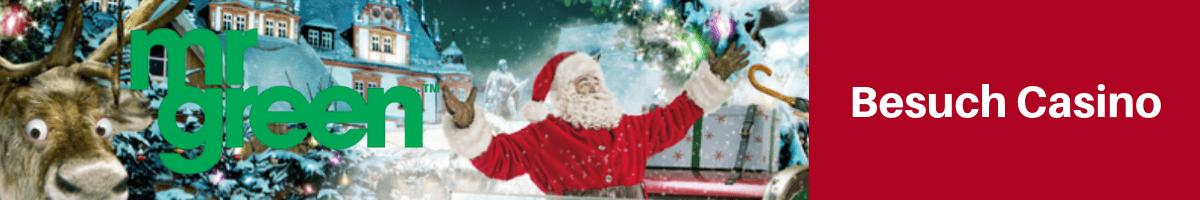 Mr Green Christmas