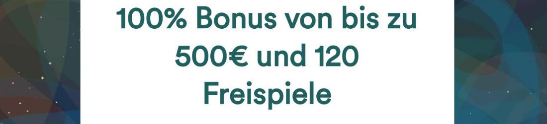 casumo €500 bonus + 100 free spins