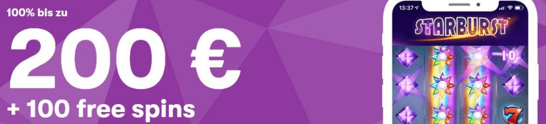10Bet €200 bonus