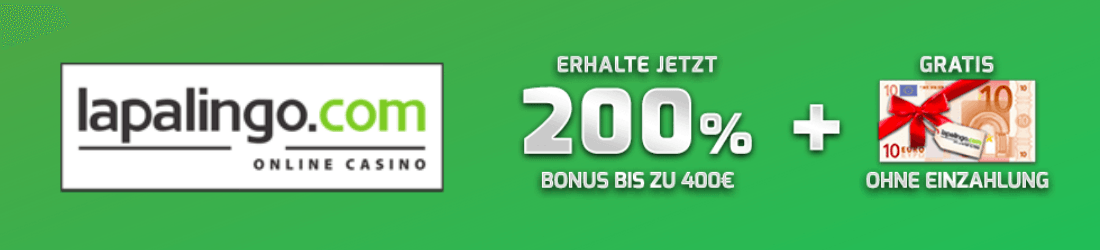lapalingo 200% bonus
