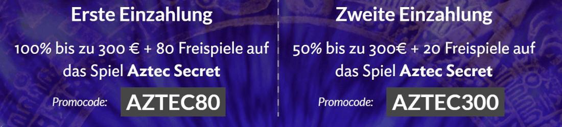 omni slots €600 bonus