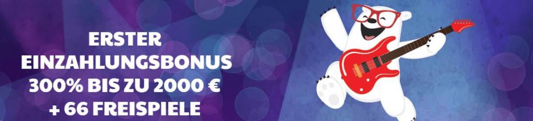ridika 4.000 € plus 66 Free Spins