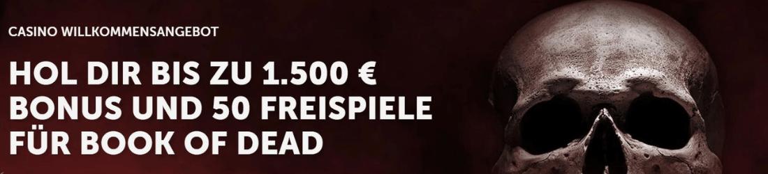 betsafe €1500 bonus + 50 free spins