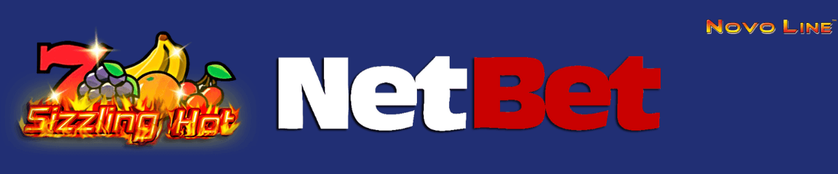 play sizzling hot at netbet