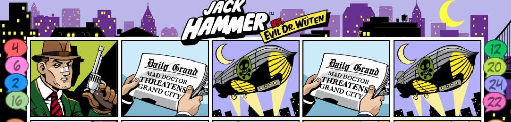 jack hammer de symbols