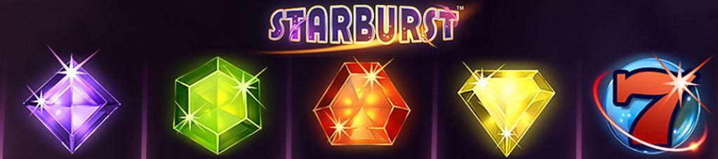starburst de symbols