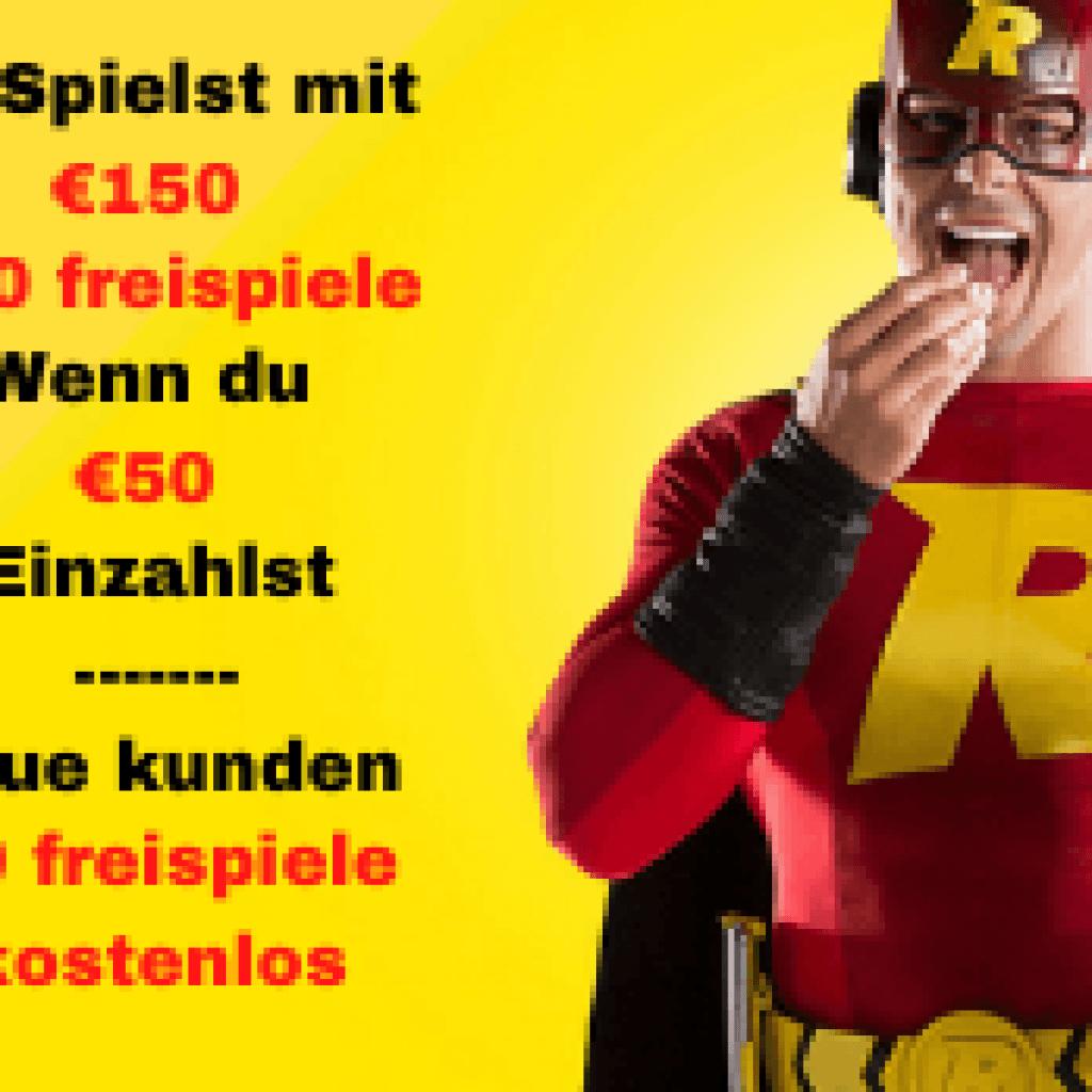 Free Spins Ohne Einzahlung