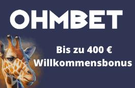 ohmbet bonus DE
