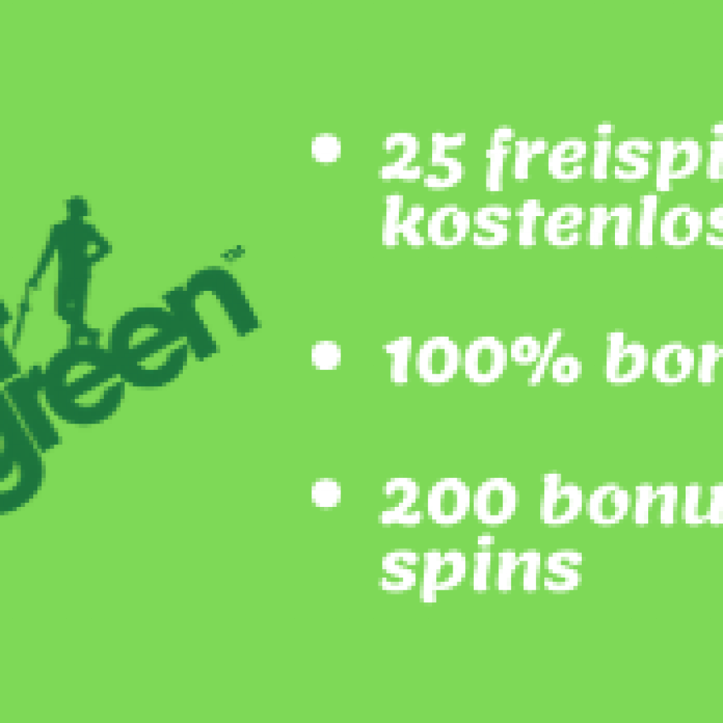 Mr Green Freispiele