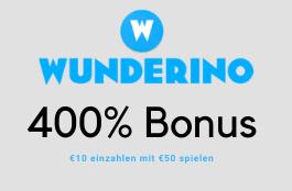 wunderno 400 bonus design