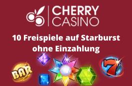 cherry 10 freispiele starburst