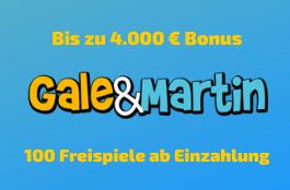 gale martin 4000 euro bonus