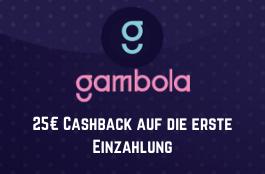 gambola DE cashback bonus