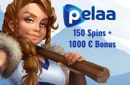 Peela DE 1000 euro bonus und 150 spins