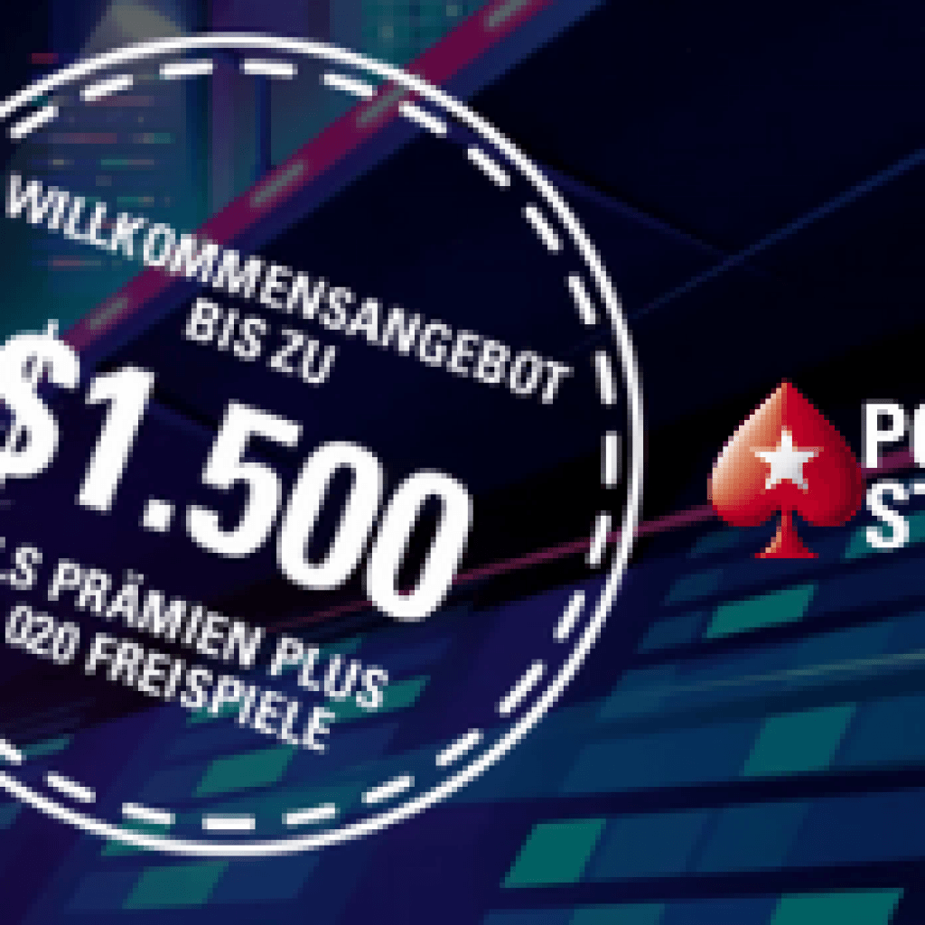 Pokerstars Einzahlung Bonus