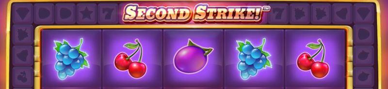 second strike DE symbolen