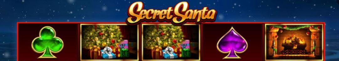 Secret Santa DE slot spiele