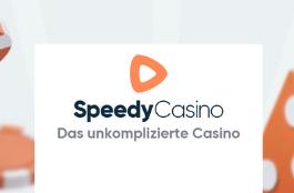 speedy casino Schnelle Auszahlungen