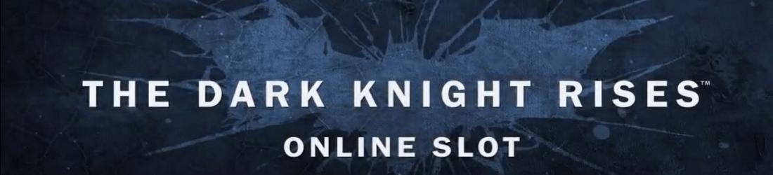 dark knight rises DE microgaming