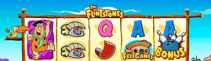 the flintstones DE slot spiele