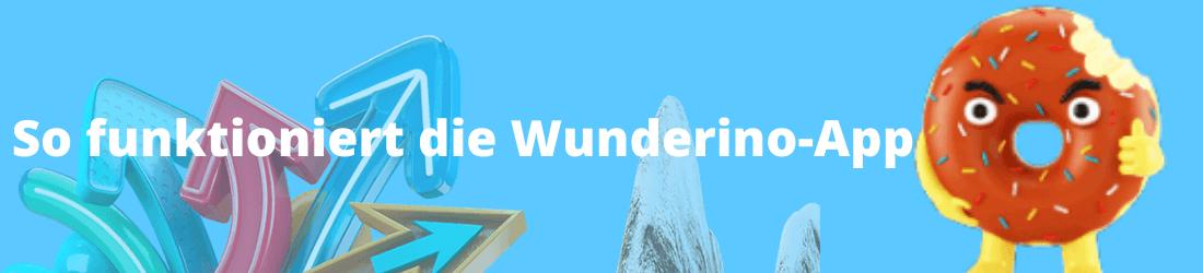 die wunderino app