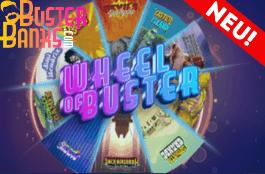 Buster Banks Casino - Garantierte Bonusrunde nach der Einzahlung