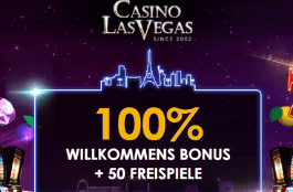 casino las vegas de 100% bonus 50 freispiele