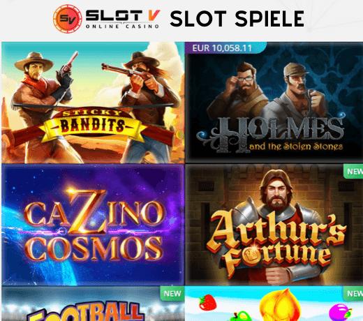 SlotV Slot Spiele