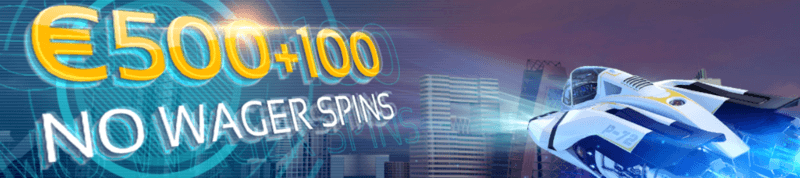 Spintropolis DE 500 euro bonus und 100 spins