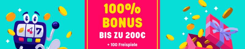 caxino 200 euro bonus und 100 freispiele