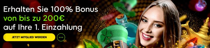 888slots DE 200 euro bonus