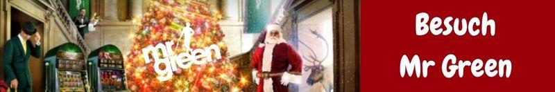 mr green DE christmas