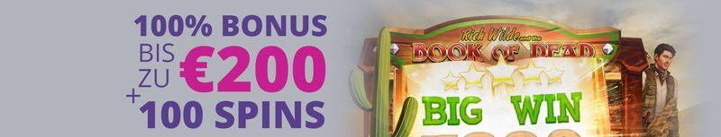 karamba 100% bonus