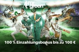 Mr Green Sportwetten Erfahrung