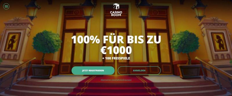 willkommen bei casino room