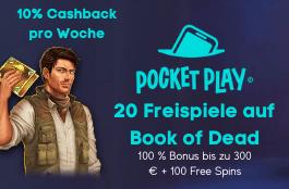 pocket play neu willkommen bonus