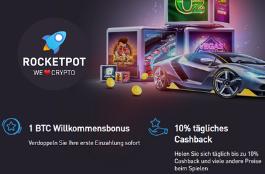 rocketpot 1 btc bonus